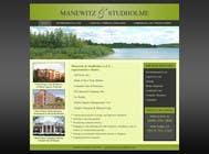 Contest Entry #123 for Website Design for Manewitz & Studholme LLC