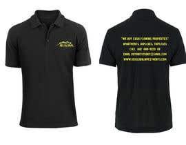 #16 untuk Design a T-Shirt for Real Estate Firm oleh gopalkrish991