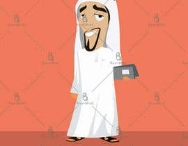 #30 for Draw a cartoon character for me af abdellahboumlik