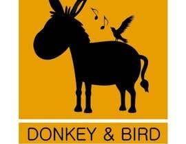 #3 untuk Design a Logo for Donkey & Bird - fashion label oleh JeasonBradLewis