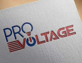 #50 for Design a Logo for ProVoltage by iabdullahzb