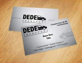 #21 untuk Design some Business Cards for DEDE Transport oleh nmaston
