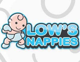 #18 untuk Logo Design for Low's Nappies oleh jaybhoi