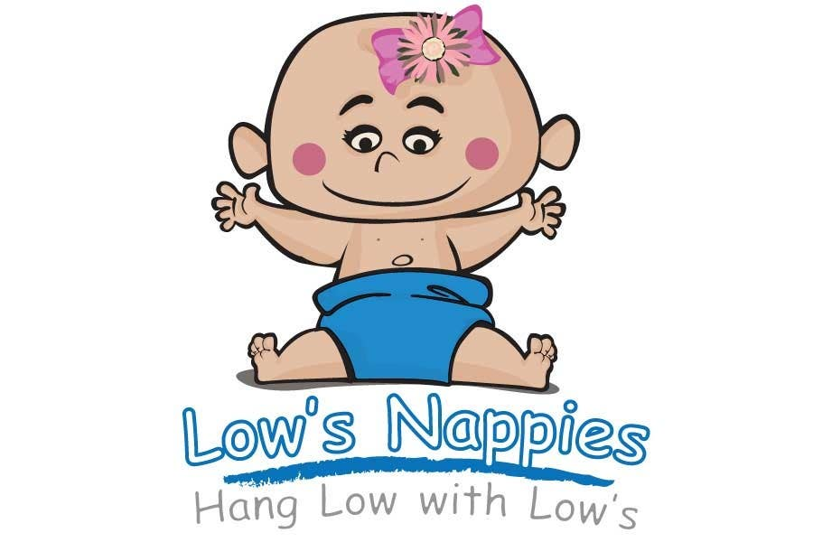 Contest Entry #70 for Logo Design for Low's Nappies