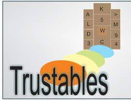 #303 para Logo Design for The Trustables por anjaliom