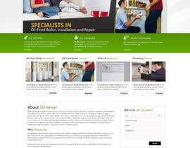 nº 42 pour Build a Website for OilServe Ltd. par cgartist4