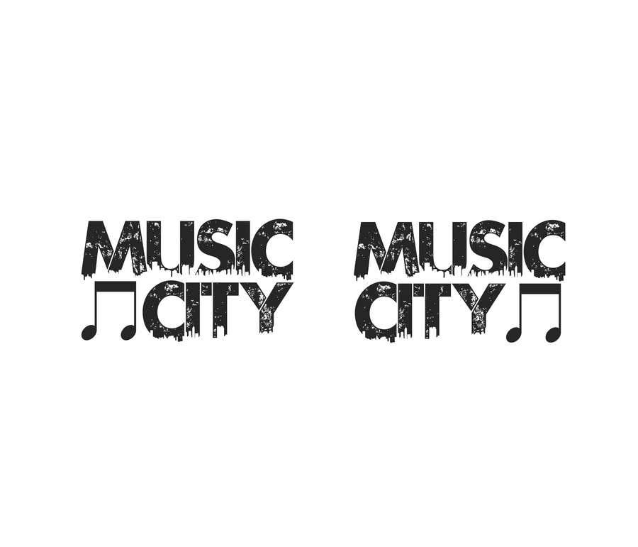 Penyertaan Peraduan #10 untuk Design a Logo for Music City