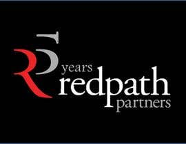 #79 cho Design a Logo for Redpath Partners' 5 Year Anniversary bởi jericcaor