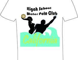 #12 cho Design a T-Shirt for our Water Polo Club bởi Janalice