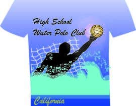 #13 cho Design a T-Shirt for our Water Polo Club bởi Janalice