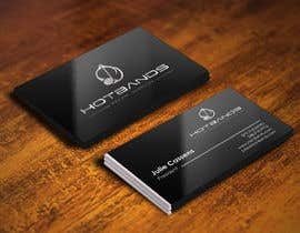 #26 for Design some Business Cards for Hot Bands by flechero