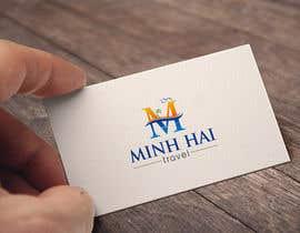 #20 untuk Thiết kế Logo for Minh Hai Travel oleh cuongprochelsea