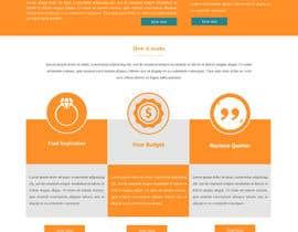 #27 untuk Design a Website home / landing page oleh ravinderss2014