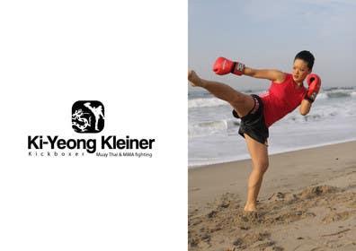 #5 untuk Design a Logo for Female Kickboxer oleh creativeartist06