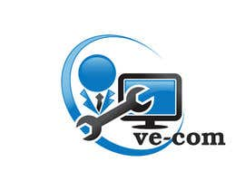 #17 for Design logo ve-com by FiifiOtJnr