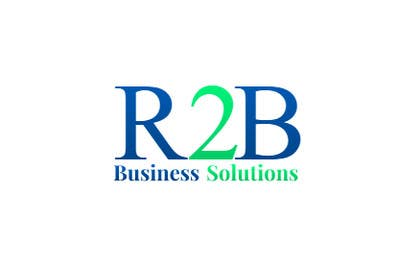 #7 untuk Design a Logo for r2b business solutions oleh brunusmfm