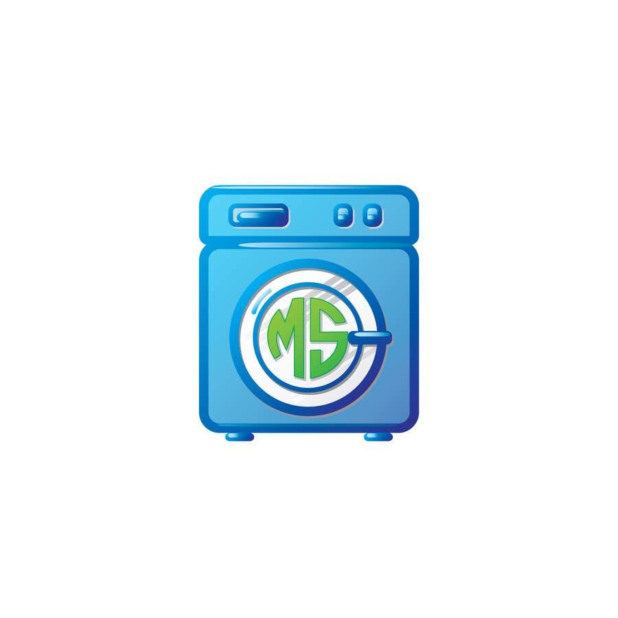 Konkurrenceindlæg #64 for Logo design of a washing machine