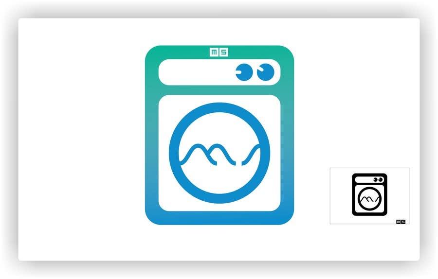 Konkurrenceindlæg #59 for Logo design of a washing machine