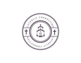 "chiraggothalia tarafından Design a Logo and Banner for ""Catholic Connection"" Organization için no 24"