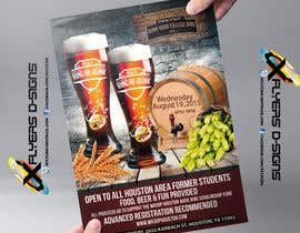 #11 for Design a Flyer for Aggie Ring Re-Dunk by xflyerdsigns