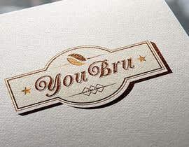 #217 for Design a Logo for YouBru by dananjayask