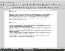 #2 untuk Proofread Medical Articles for website oleh LauraParvan