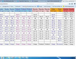 #2 for Create Html Table af sanjay1208