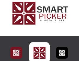 "jbgraphicz tarafından Logo Contest for the mobile app ""Smart Picker for Dota 2"" için no 20"