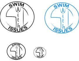 #43 for Design a Logo for SwimWithIssues swimming company by vinita1804