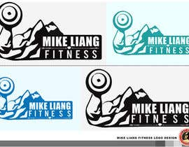 #36 for Design a Logo for Mike Liang Fitness af KilaiRivera