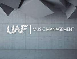 #20 for UAF Music Management - Logo contest af MemorableDesign