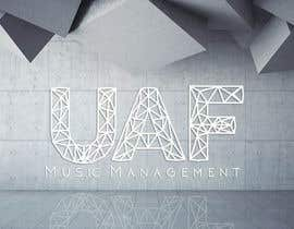 #18 for UAF Music Management - Logo contest af heloveshah