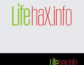 #1 untuk Website Header for LifeHaX.info oleh zfdesign