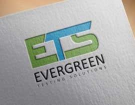 #21 for Design a Logo for Evergreen Testing Solutions (ETS) af rz100
