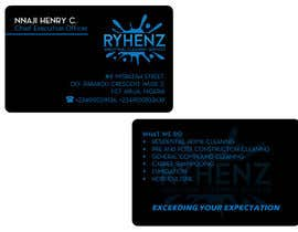 #3 for Design a Business Card af insann