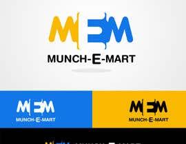 #10 for Design a Logo for Munch-E-Mart af dlanorselarom
