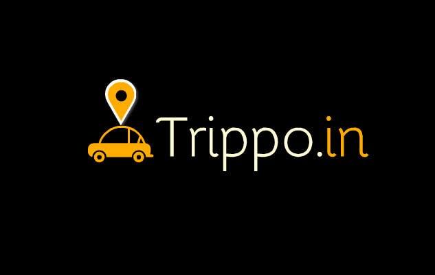 Penyertaan Peraduan #7 untuk Design a Logo for trippo.in