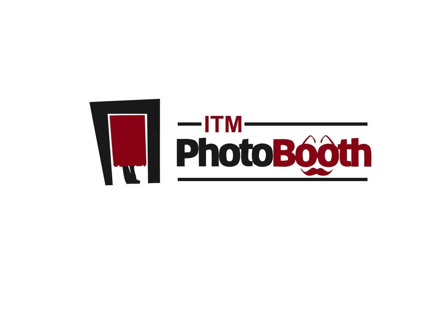 #72 for Design a Logo for PHOTO BOOTH company.  ONLY THE BEST DESIGNERS! by habitualcreative
