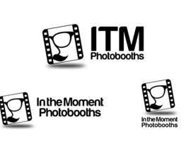 #45 untuk Design a Logo for PHOTO BOOTH company.  ONLY THE BEST DESIGNERS! oleh zetabyte