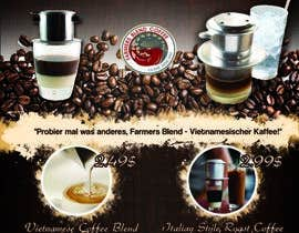 #20 untuk Coffee Promotion for Coffee Shops A6 oleh sumantechnosys