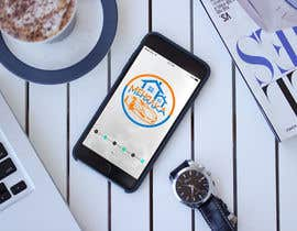 #47 for Разработка логотипа для мобильного приложения af DikNikolay