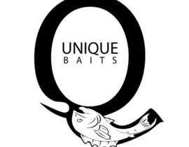 #4 untuk Design a Logo for Unique Baits oleh kvadan
