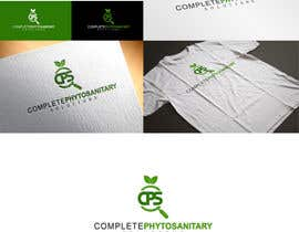 #32 untuk Design a Logo for Complete Phytosanitary Solutions oleh deleyo