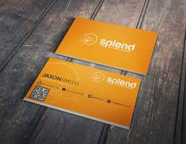 #25 untuk Design some Business Cards for Splend oleh Fgny85