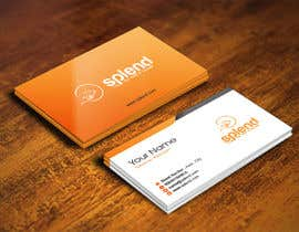 #33 untuk Design some Business Cards for Splend oleh IllusionG