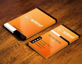 #34 untuk Design some Business Cards for Splend oleh IllusionG