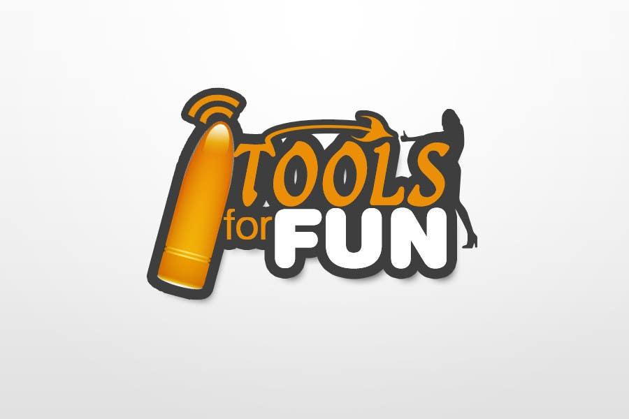 Kilpailutyö #                                        221                                      kilpailussa                                         Logo Design for Tools For Fun