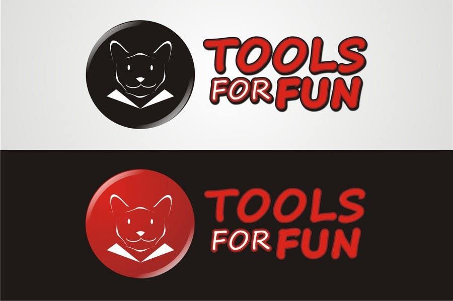 Penyertaan Peraduan #248 untuk Logo Design for Tools For Fun