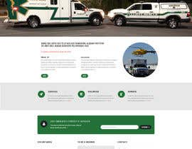 #53 cho Design a Website Mockup for Non-Profit EMS Agency bởi mahiweb123