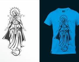 #18 cho Draw a picture of Mary/ Ilustrar uma imagem de Maria bởi lucaender